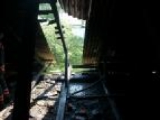 В Темниковском районе Мордовии сегодня загорелся детский дом-интернат