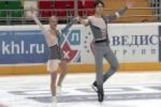 В Саранске определились лидеры Чемпионата России по фигурному катанию
