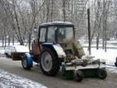 Снегоуборочная техника Саранска готова к внештатным ситуациям