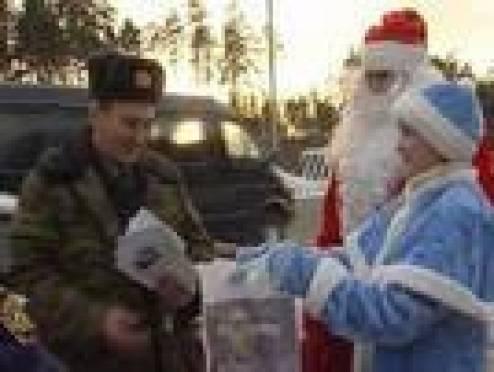 В Саранске состоится праздничное шествие Дедов Морозов и Снегурочек