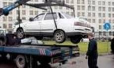 В Саранске главная причина отгона на штрафстоянку авто -  нетрезвый вид их владельцев