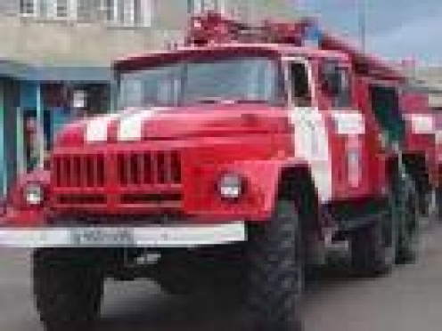 Пожар в многоэтажке Саранска вынудил спасателей пойти на крайние меры