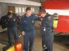 В пожарную часть Саранска поступило новое оборудование