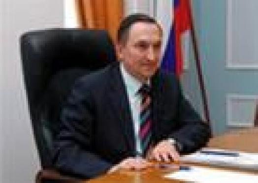 """Мэр Саранска награжден медалью ордена """"За заслуги перед Отечеством"""" II степени"""