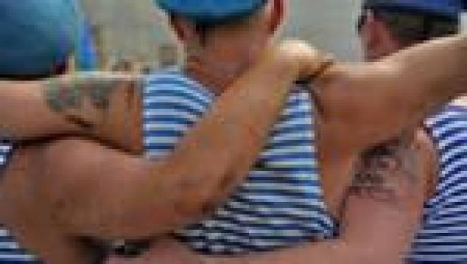 «Голубые береты» Мордовии отмечают сегодня День ВДВ