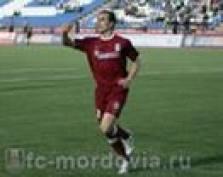 Игрок ФК «Мордовия»  - в числе лидеров рейтинга бомбардиров ФНЛ