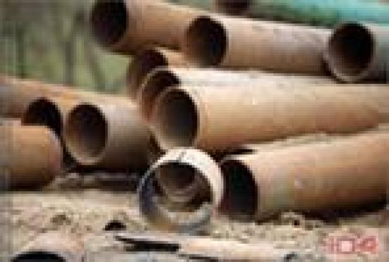 В Саранске заменено 99 километров старых водопроводных труб