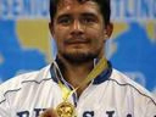 Алексей Мишин завоевал для Мордовии золото на международном турнире