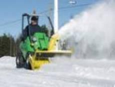 Снегоуборочная техника Саранска будет в первую очередь оборудована системой спутниковой навигации