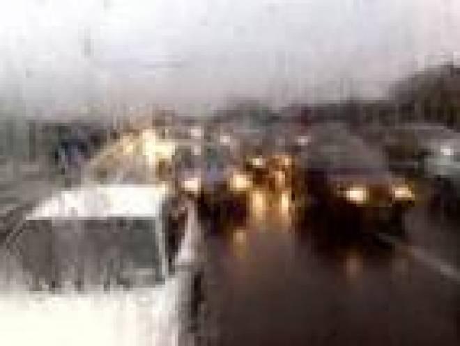 Перемена погоды спровоцировала рост числа ДТП на дорогах Мордовии