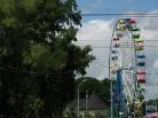 Обновления в парке Пролетарского района Саранска выходят на финишную прямую