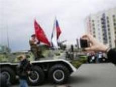 Сегодня в столице Мордовии пройдет генеральная репетиция парада Победы