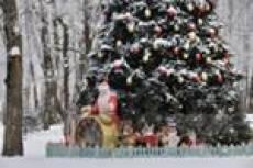 В главном парке Саранска скоро открывается зимний сезон
