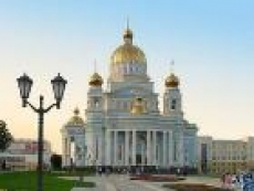 Патриарх Кирилл подарил собору имени Ушакова в Саранске старинное Евангелие