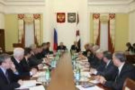 Лидеры ПФО обсудили в Мордовии возможности усиления поддержки детей-сирот и инвалидов