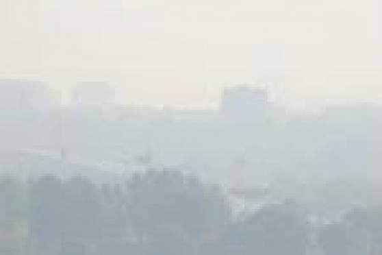 Дымовая завеса в Саранске способствует числу ДТП, связанных с наездами на пешеходов