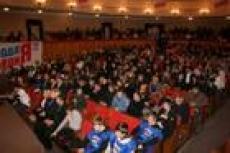 Молодогвардейцы Мордовии приняли участие в Международном форуме «Мир без экстремизма»