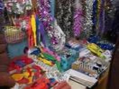 Рыночным торговцам Саранска запретили продавать пиротехнику
