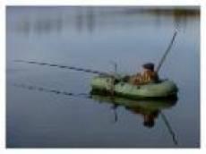 В Зубово-Полянском районе Мордовии утонул рыбак