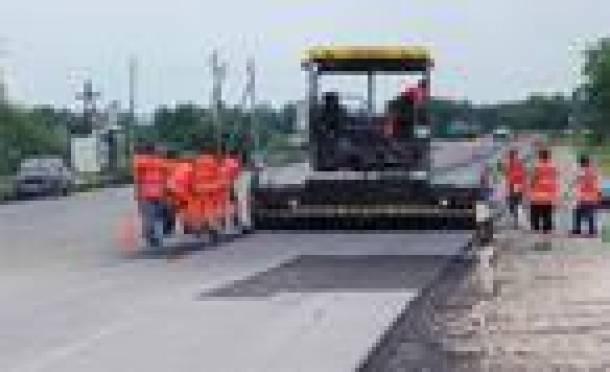 Ремонт автодороги стал причиной заторов в центре Саранска