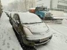 Коммунальщики Саранска будут оповещать автовладельцев об уборке снега заранее