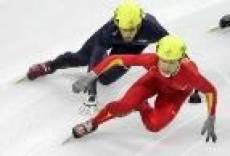 Из Ванкувера в Саранск прибыли пять представителей Олимпийской сборной страны по шорт-треку