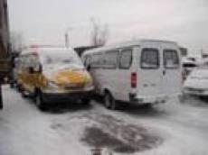 Гаишники в штатском сегодня проверят работу водителей пассажирских ГАЗелей