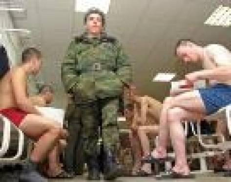 С сегодняшнего дня призывники Мордовии начинают проходить медицинскую комиссию