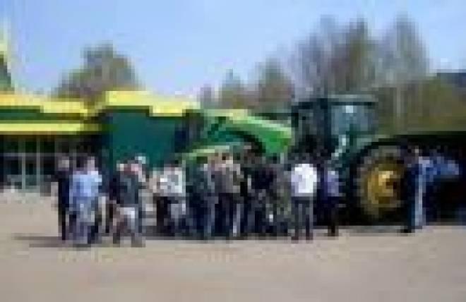 В Саранске пройдет выставка сельхозтехники