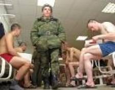 В Мордовии начался осенний призыв в армию