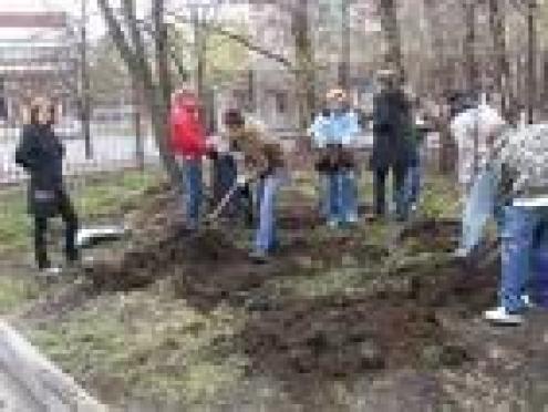 Горожане Саранска не спешат принять участие в общегородской акции субботников «Чистый город»