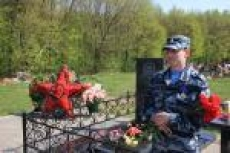В Саранске почтили память сотрудников ОМОН, погибших при несении службы на Северном Кавказе