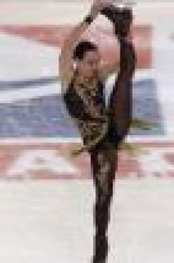 На Чемпионате России по фигурному катанию впервые выступит спортсменка от Мордовии