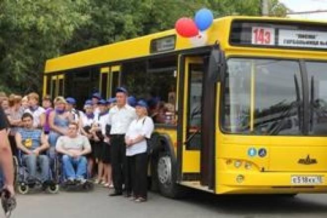 Новый общественный транспорт Саранска отличается повышенным уровнем удобства