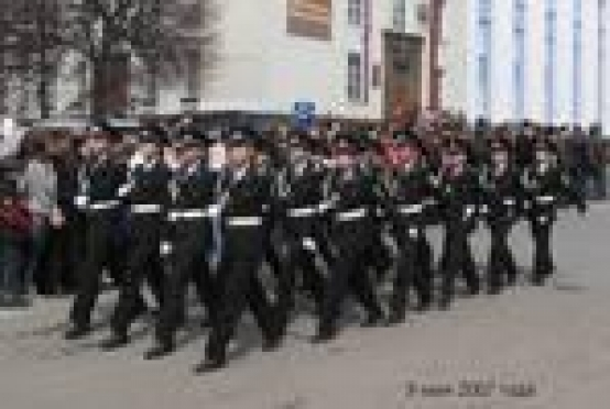 В Саранске пополнятся кадетские ряды