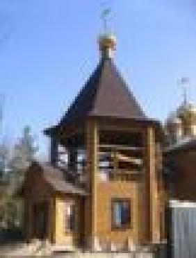 Митрополит Саранский и Мордовский Варсонофий освятил новый храм в Мордовии