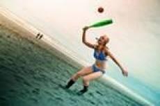 Команда из Мордовии приняла участие в Кубке России по пляжной лапте