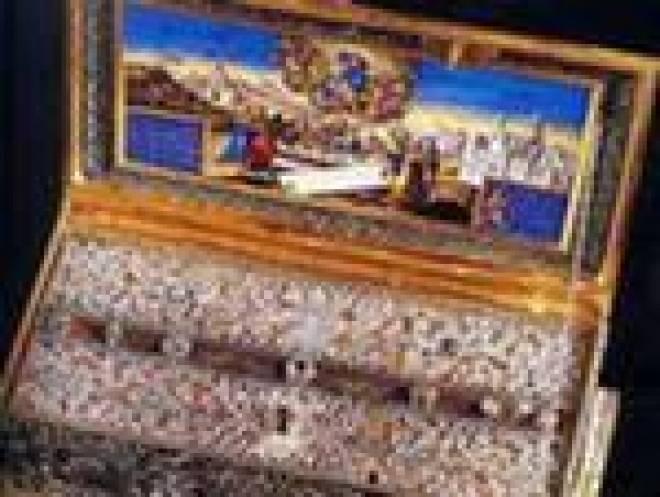 Пояс Пресвятой Богородицы покидает Саранск