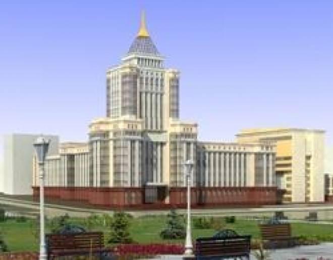Власти Саранска решают, каким будет новое здание МВД и Дом быта