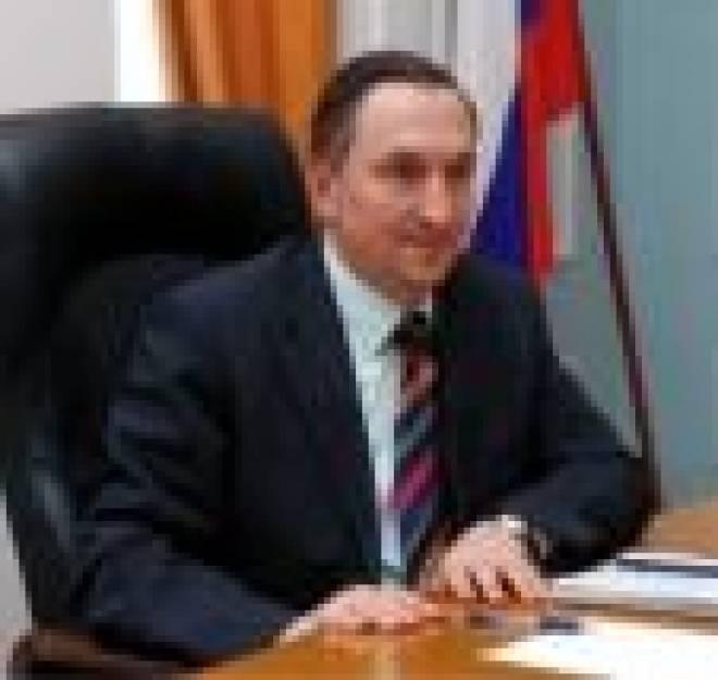 Мэр Саранска Владимир Сушков награжден медалью МЧС