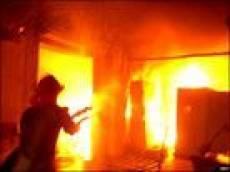 Огнеборцы Мордовии спасли из огня двух человек