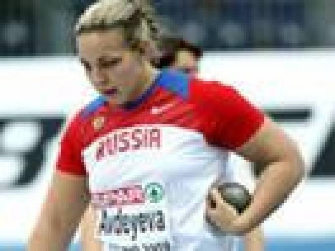 Спортсменка из Мордовии - чемпионка России в толкании ядра