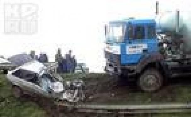 ДТП около села Дубенки принесло 5 смертей