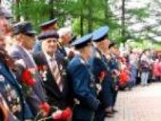 В торжественных мероприятиях 9 мая приняло участие почти 80 тысяч жителей Саранска