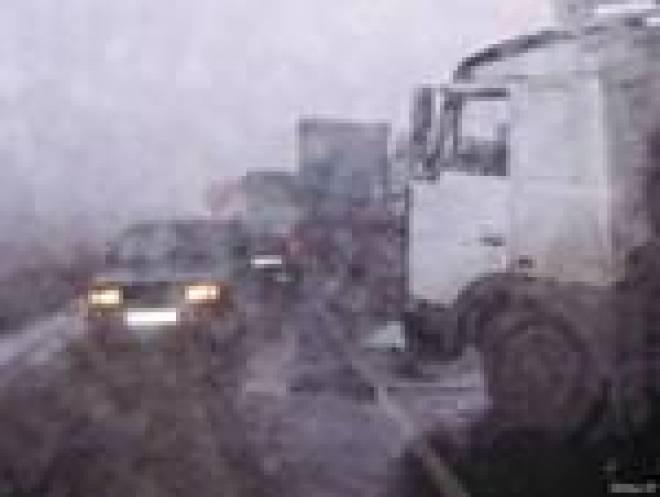 В Мордовии произошло ДТП с участием 11 машин