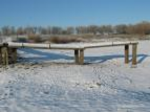 Более 1000 тонн песка будет завезено на Луховский пруд (Мордовия)
