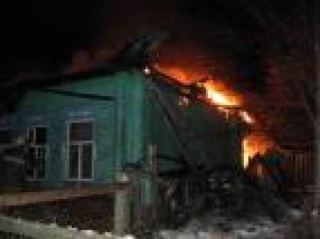 В Мордовии при пожаре погибла супружеская чета