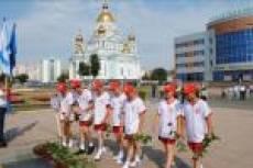 В Саранске состоялось открытие всероссийских соревнований «Юный водник»