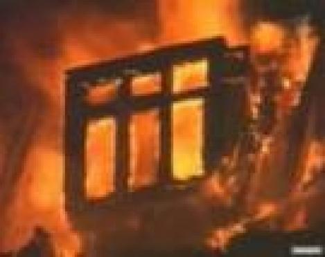 В пожаре погибла жительница Темниковского района Мордовии