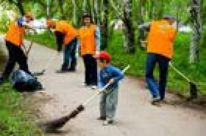 В Саранске стартовал второй этап акции «Чистый город»